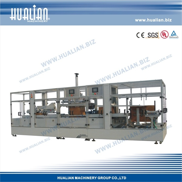 Hualian 2017 Automatic Carton Packaging System (CZF)