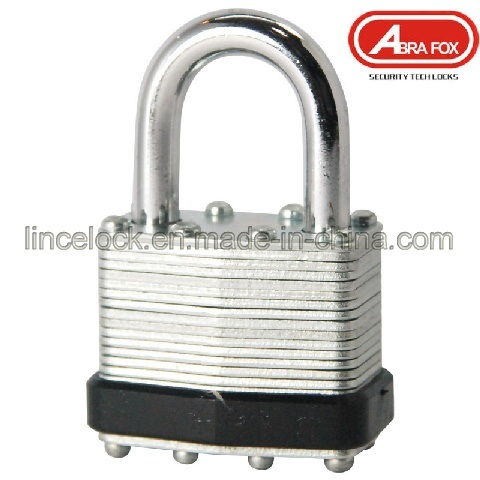 Padlock/Steel Laminated Padlock/Steel Padlock/Brass Cylinder Lock (401)