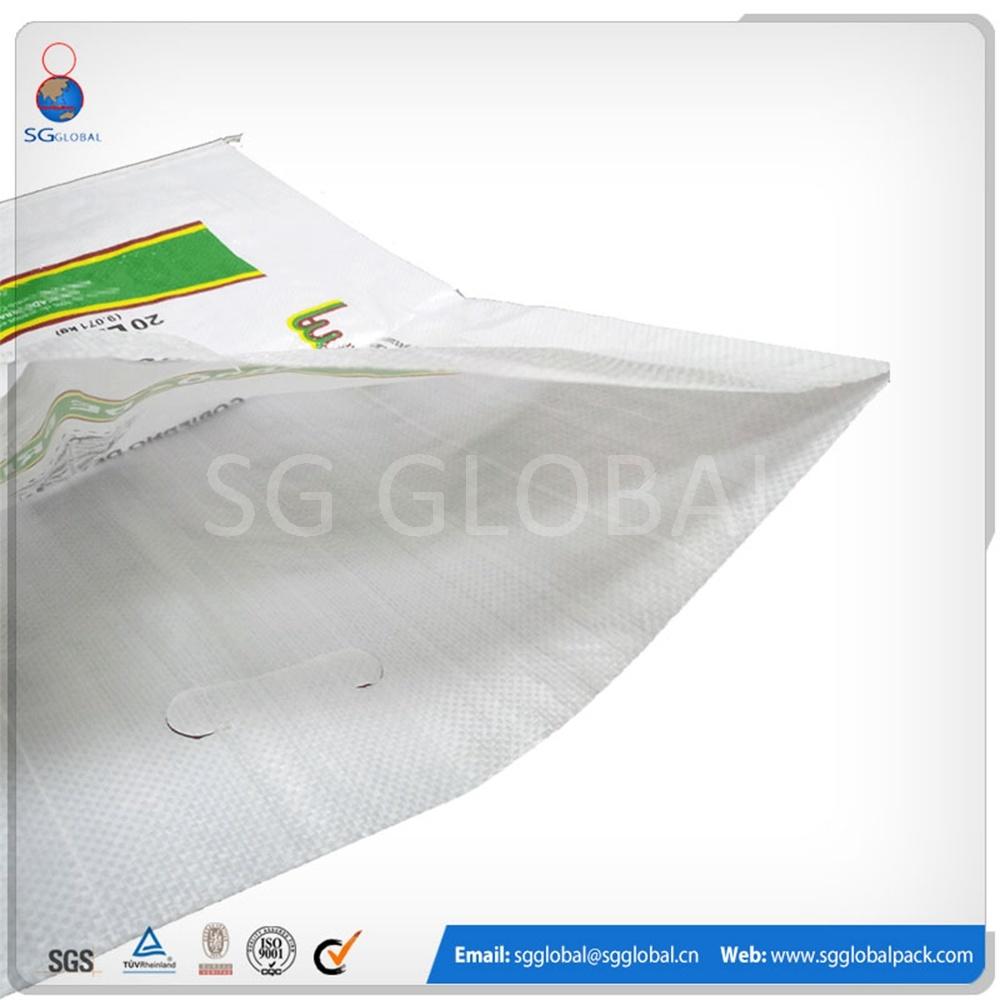 25kgs 50kgs PP Woven Bag for Rice Wheat Grain