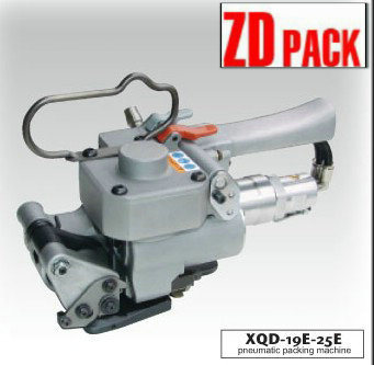 Xqd-19 Pneumatic Handheld Strapping Packaging Machine with Strap Width 19mm