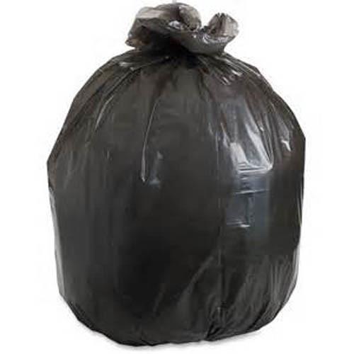 HDPE Black Loose Packed Trash Bag