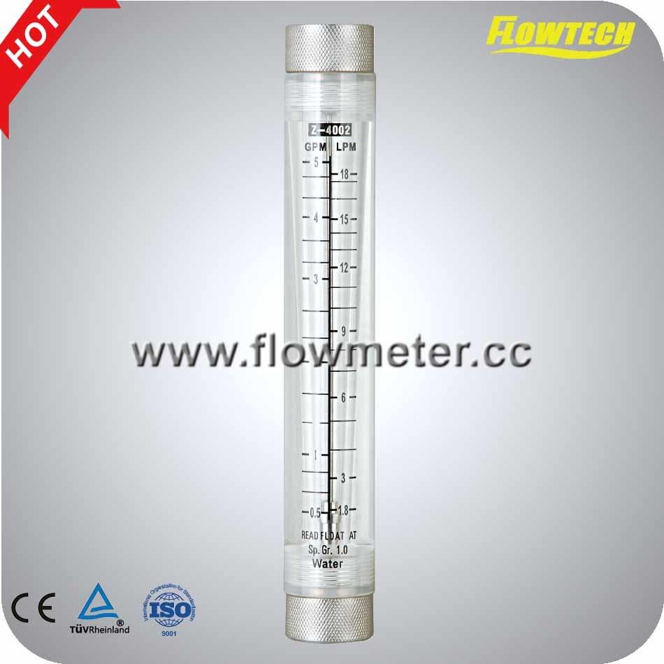 Vertical Flow Meter