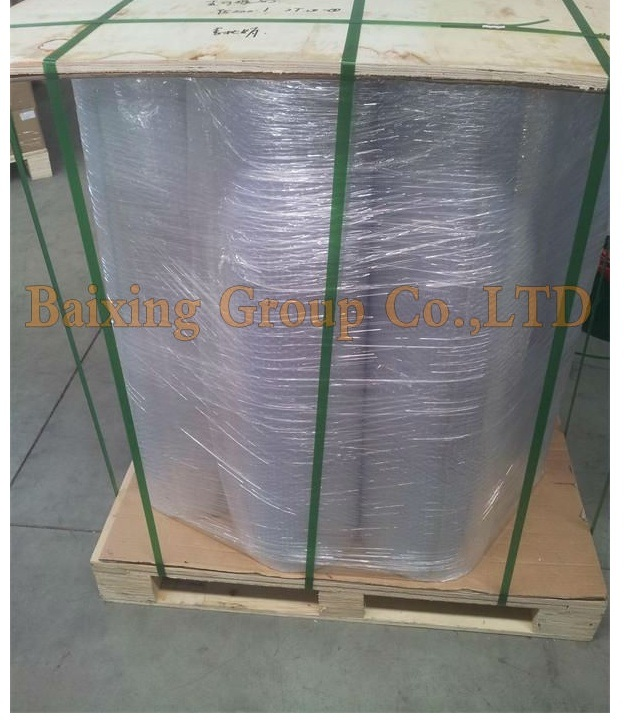 PVC Strong Coated Overlay Film for Making Cards
