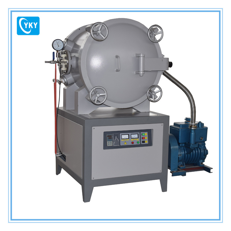 Large Furnace Pid Control Laboratory Vacuum Annealing Furnace
