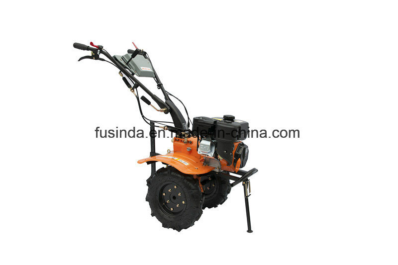 7HP Rotary Cultivator Power Tiller with New Handle and Light (FG900C)