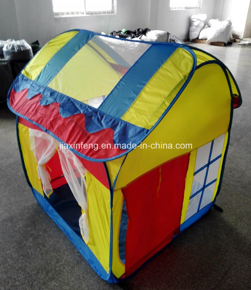 Kids Outdoor Indoor Fun Play Playhouse Big Tent