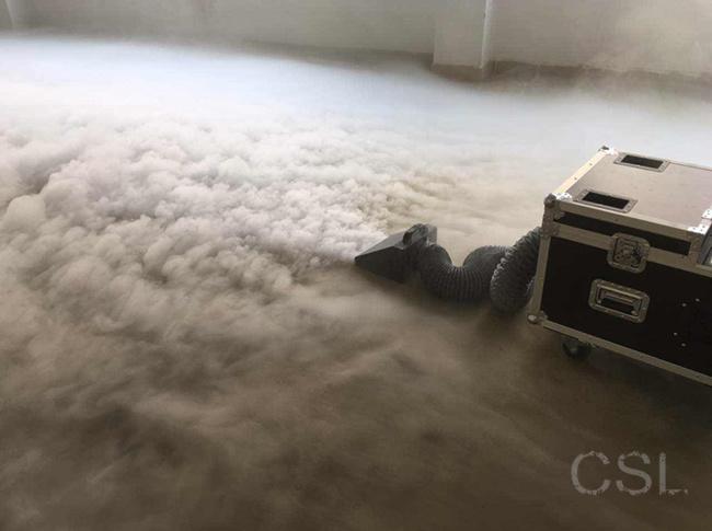 Supert Effect 2000W / 3000W Water Smoke Machine