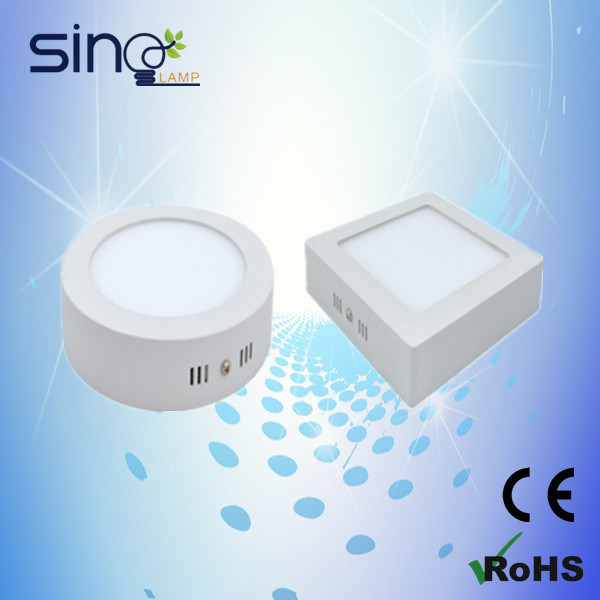18W LED Ceiling Down Light, Surface Mounting LED Square Panel Lighting
