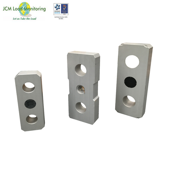 150t/1500kn Wireless Pad Eyes Type Compression/Tension Sensor