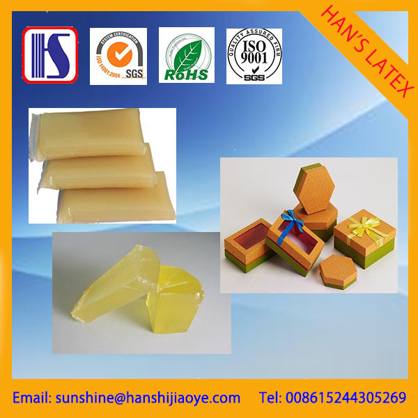 High Quality Jelly Glue Plant Hot Melt