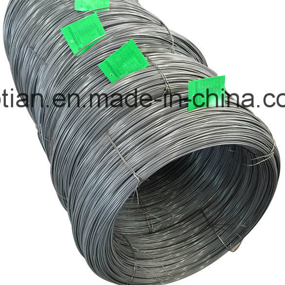 Chq Medium Carbon Steel Wire (SAE1035) for Hot Sale