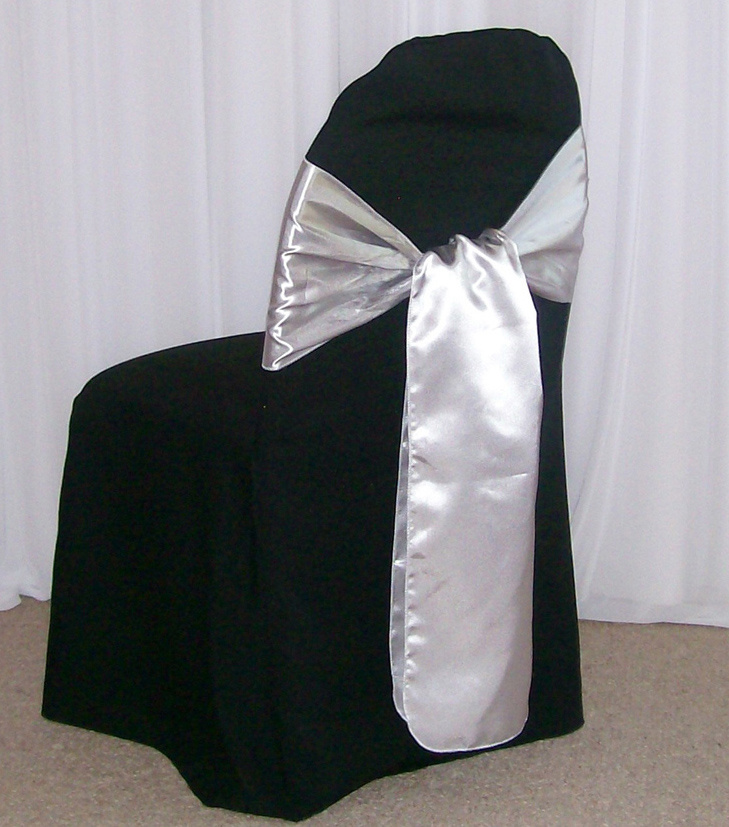 china banquet chair covers with sash china wedding chair
