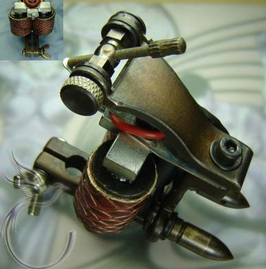 tattoo machine. Tattoo Machine (MJ-001)