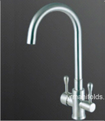 Classic Kitchen & Direct Drinking Water Faucets in 304 Stainless Steel