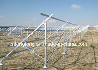 Adjustable Solar Mounting Bracket with High Zinc Coating