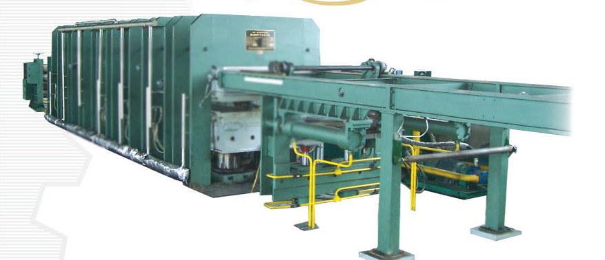 Multi-Unit Press/ Vulcanizer/ Curing Press (XLB-1600X12 000)