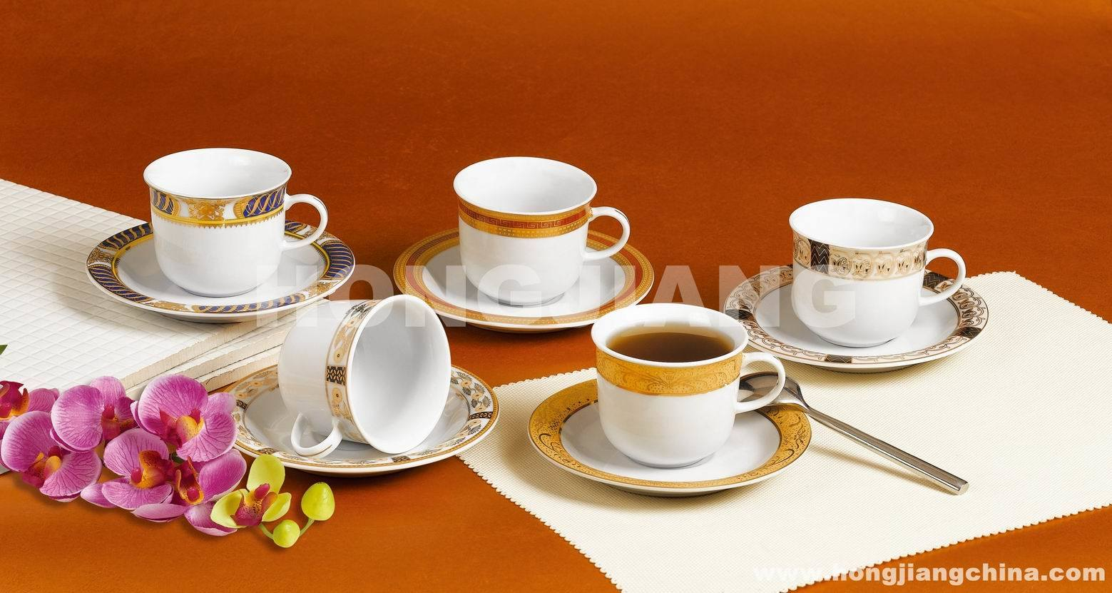 180cc Ceramic Tea Cup