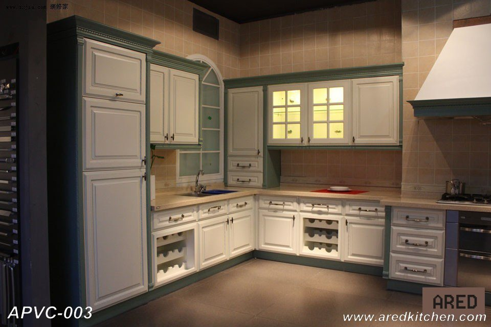 Pvc Kitchen Cabinet 003 China Pvc Kitchen Cabinet