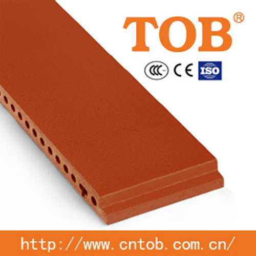 Terracotta Panel Wall Cladding (TOB-D30 LAVA RED)