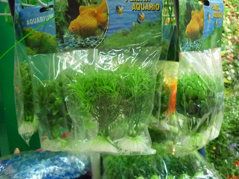 China Artificial Water Plants China Water Grass Waterweeds