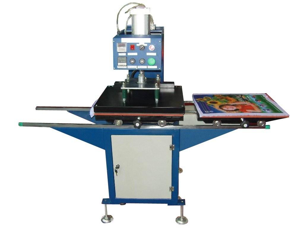 heat press transfers machine