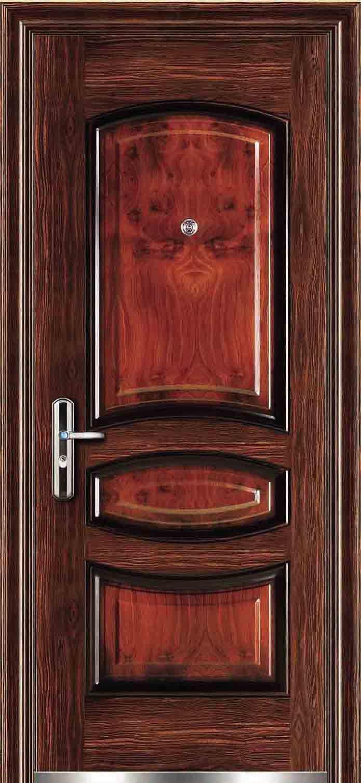 Steel Security Doors : Tough and Good Looking.