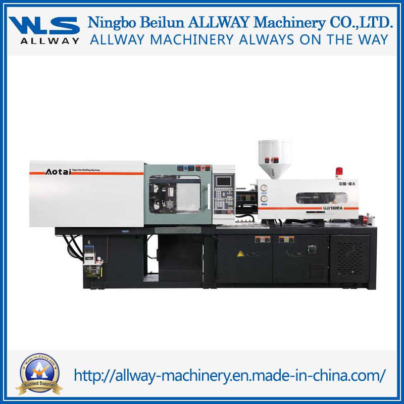 180 Ton High Efficiency Energy Saving Injection Molding Machine (AL-UJ/180B)