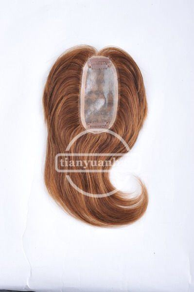 Remy Hair Top Piece 24