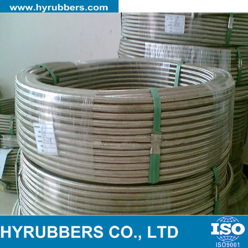 Flexible Stainless Steel Damping Metal Hose with Joint in Two Ends