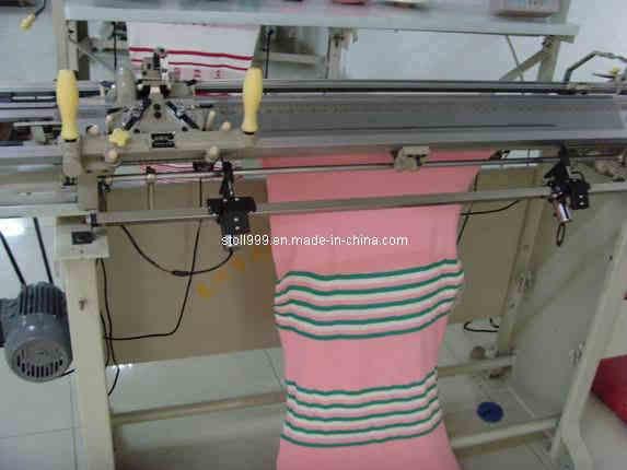 3G Semi-Automatic Knitting Machine