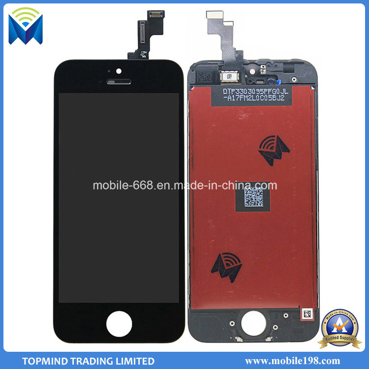 Replacement LCD Display Assembly for iPhone Se/ 5s with Touch Screen