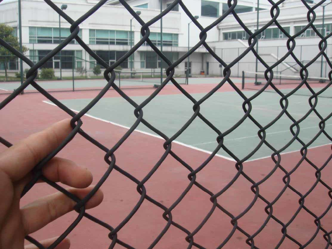 China chain link mesh hj fence