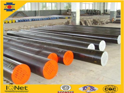 Hot Forged Bar, Alloy Steel Round Bar 16mncr5+Fp/16mncrs5+Fp