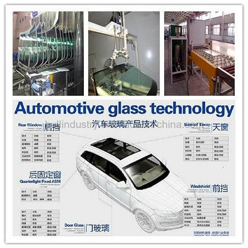Car Shelf Glass Cleaning Machine
