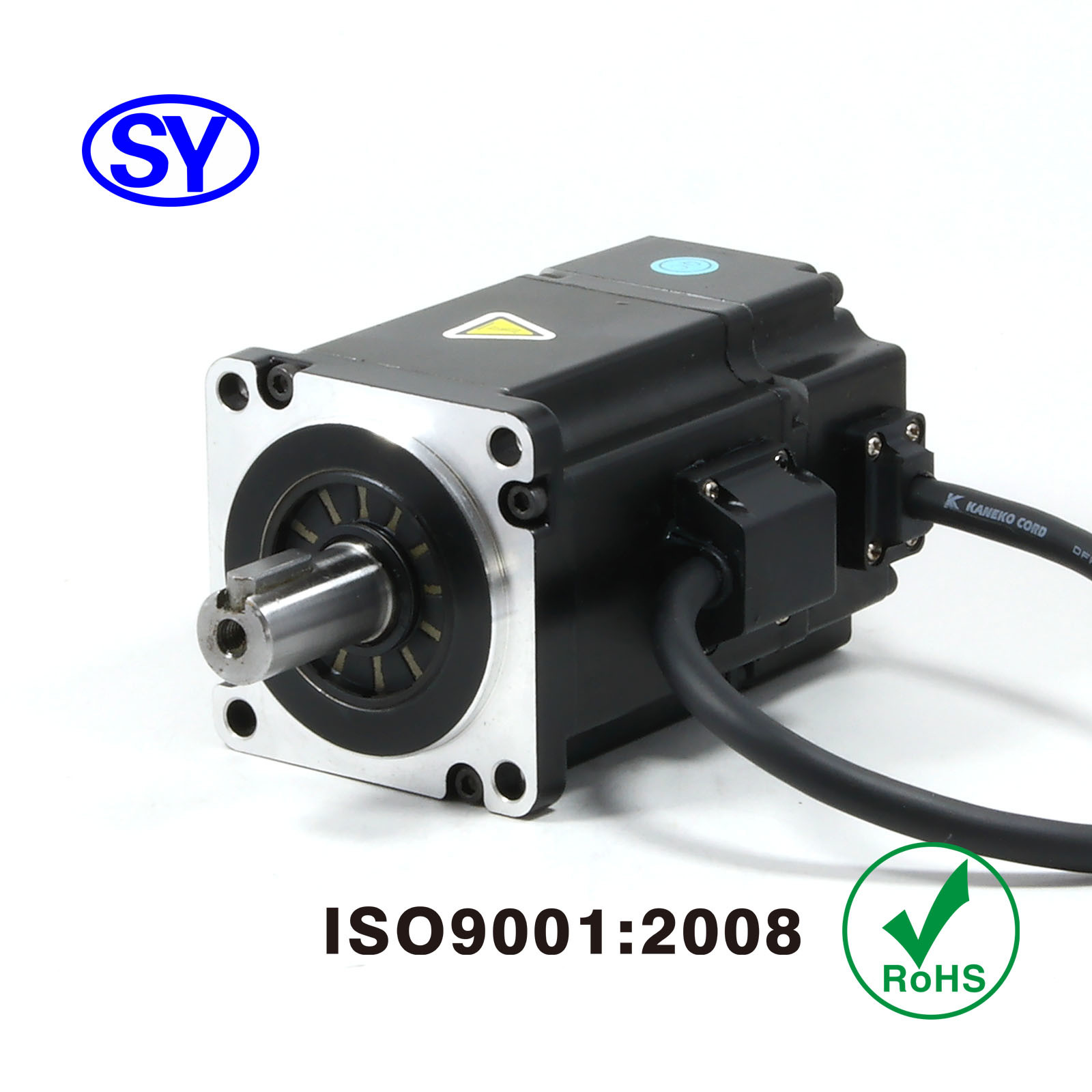 200W AC Servo Electrical Motor for CNC, Induction (60SV200AA30A)