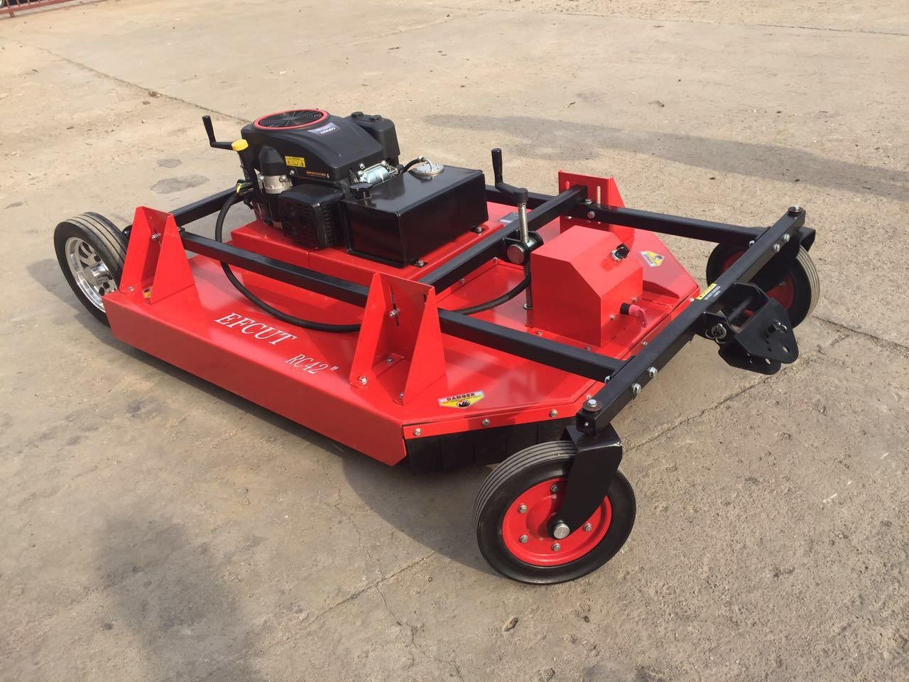High Quatity and Cost-Effective 16HP ATV Flail Mower with Ce Certification