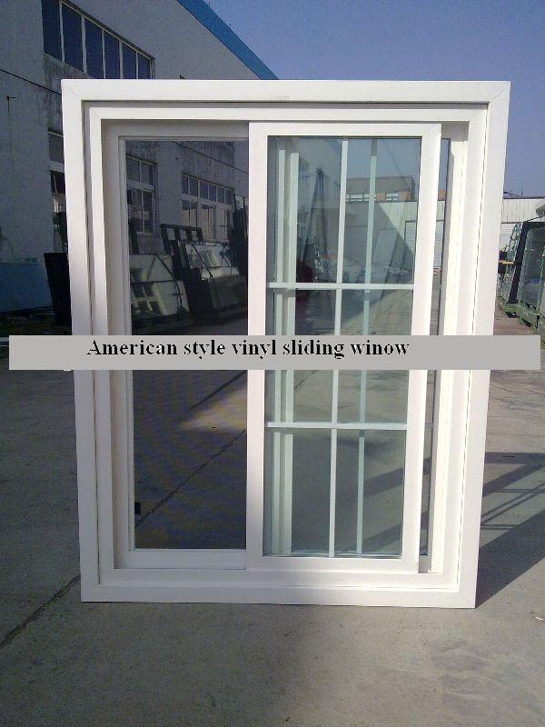 China Pvc Windows : China pvc sliding window with extra frame vs