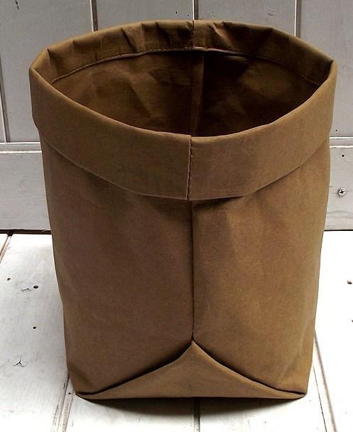 Brown Washable Kraft Bag Pot Plant Grocery Washable Paper Bag