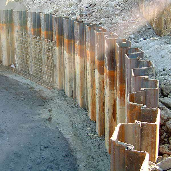 Coated-steel-sheet-piles-to-iraq