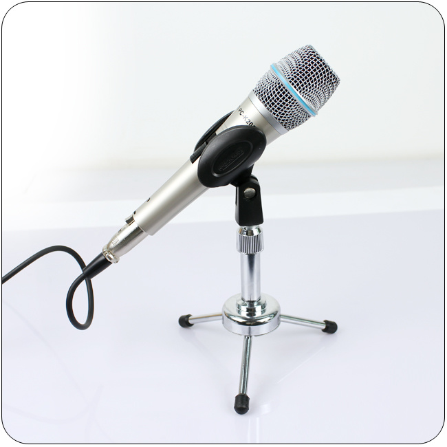 China Singing and Recording Microphone (PC-K2000) - China ...