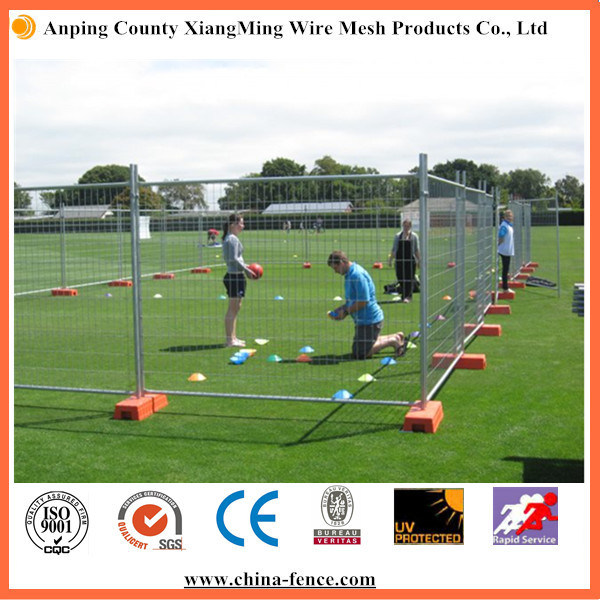 Portable Public Area Metal Fencing for Sale
