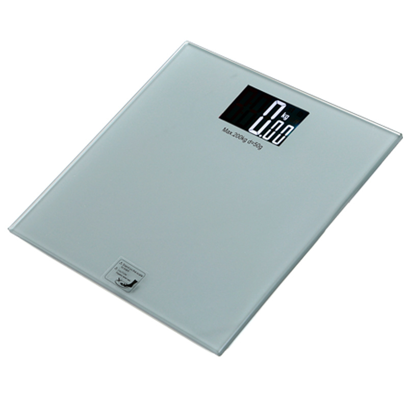 Dp-06b 8mm Tempered Glass Electronic Weighing Scale
