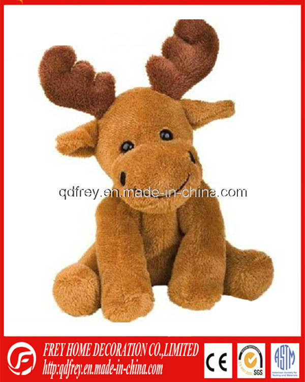 Soft Toy Gift of Plush Deer for Baby Product Promotion