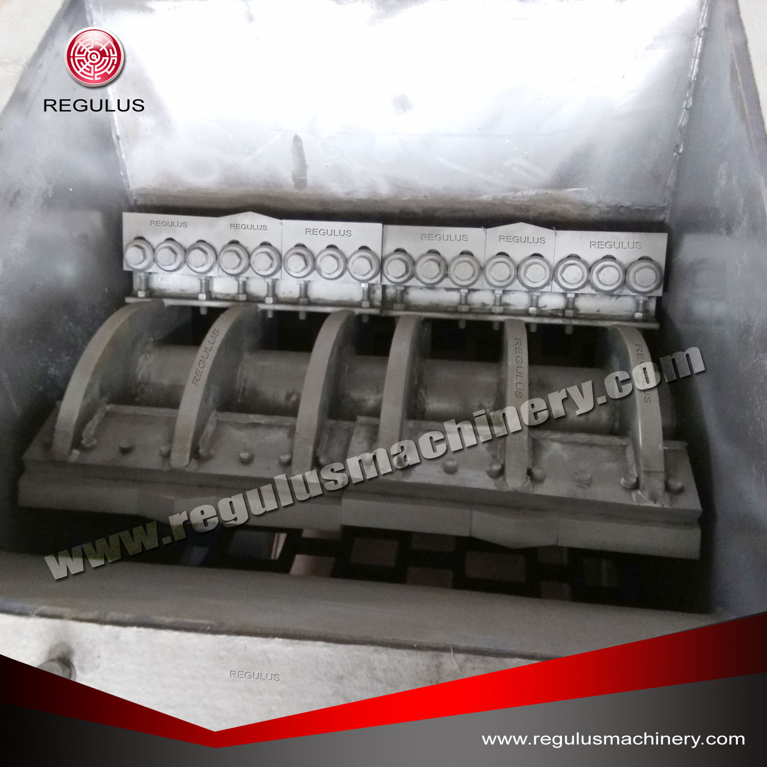 Plastic Granulator Plastic Crusher for Plastic Film