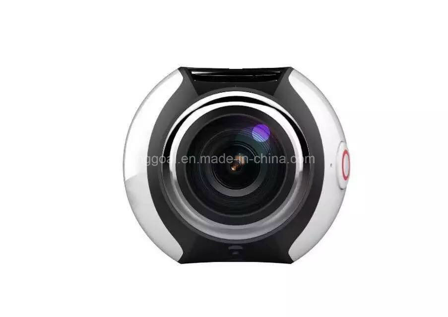 Waterproof WiFi 30fps Sport Action Camera 360 Degree HD Output Mini DV