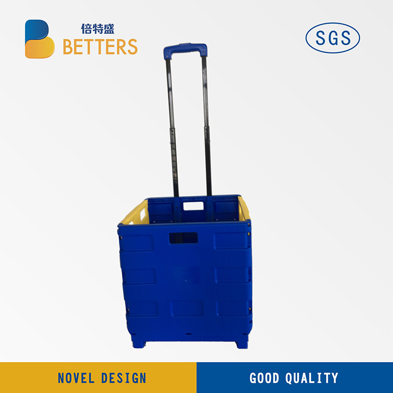 Betters Very Good Quality Portable Shopping Trolley