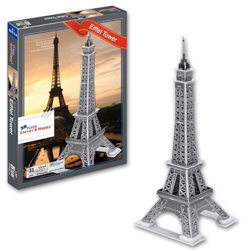 DIY Paper Puzzle Toys 3D Jigsaw Puzzle (H8630005)