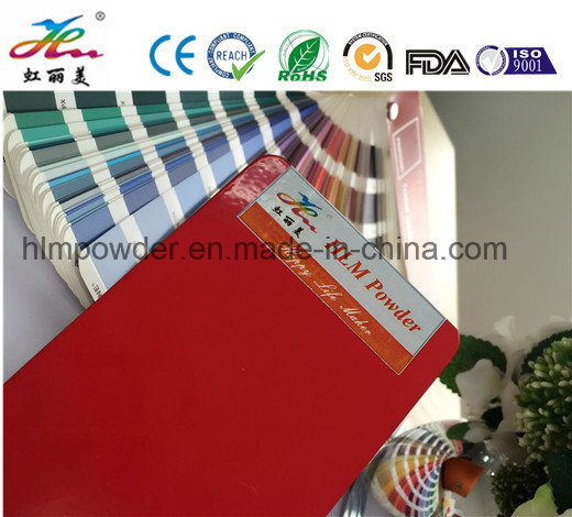 Electrostatic Spray Epoxy-Polyester Powder Coating for Decoration