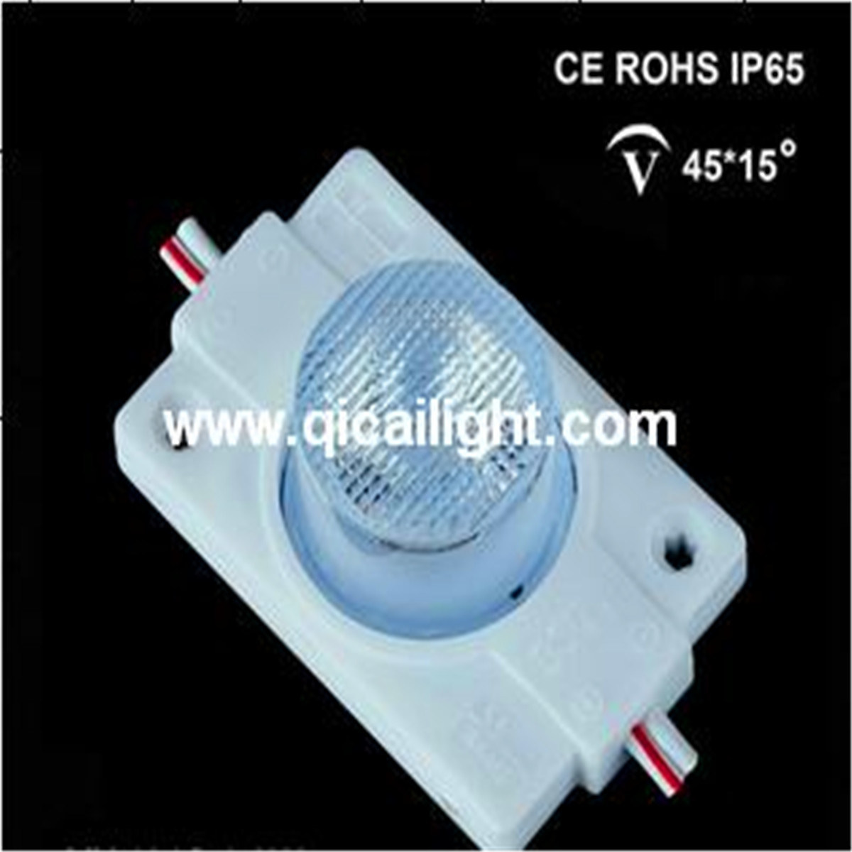 3030 Injection with Lens Waterproof LED Module