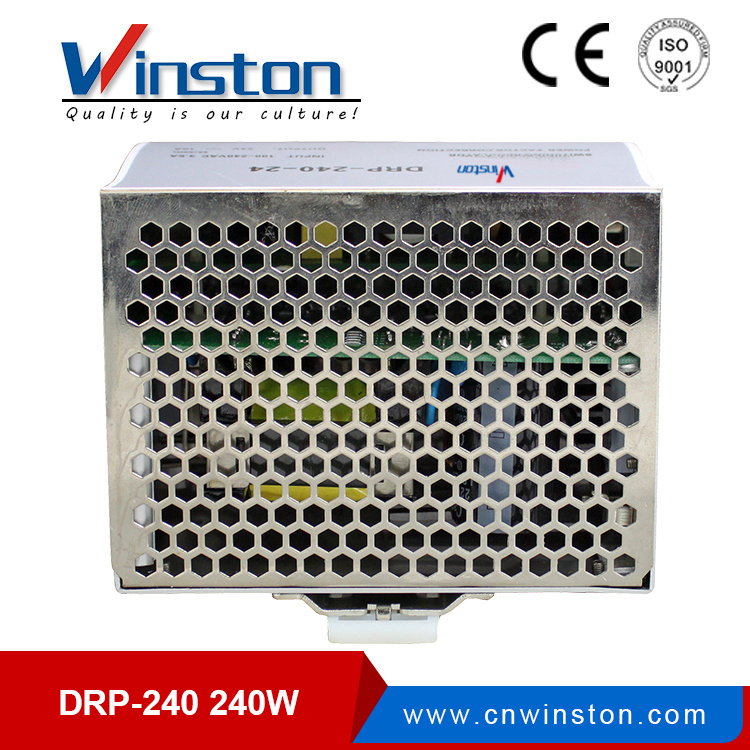 Drp-240 240W DIN Rail Switching Power Supply with Ce